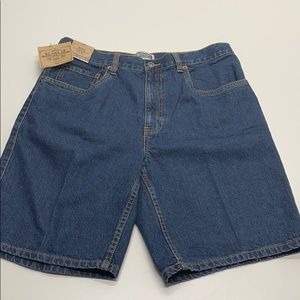 ROUTE 66 Mens 34 Blue Jean Shorts - NEW